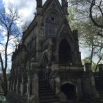 Dexter Mausoleum in French Gothic style