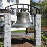 Bell cast by Paul Revere at the Woodstock Inn