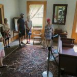 tour of the Chief House — at Forks of the Wabash.