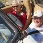 definitely a top-down-driving kinda day! — with Cindy Quillin Yeager McDaniel and David McDaniel.